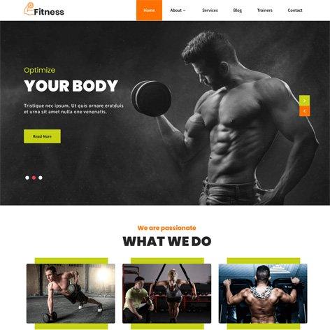 Fitness-Gym-WordPress-theme