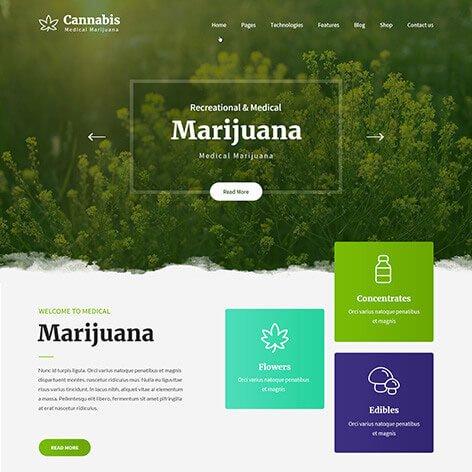 Marijuana-Dispensary-WordPress-Theme1