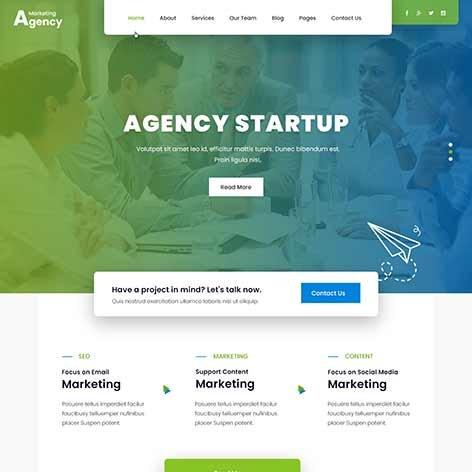 Marketing-Agency-WordPress-theme
