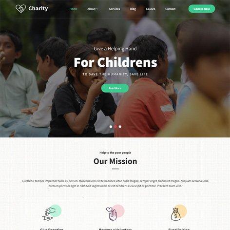 NGO-WordPress-Theme