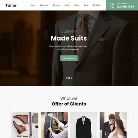 Tailor-wordpress-theme-1