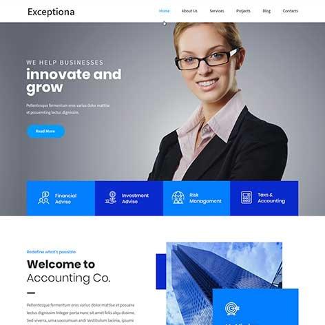 accounting-wordpress-theme