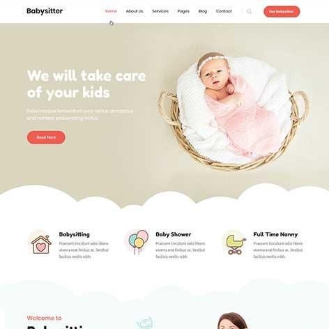 baby-wordpress-theme
