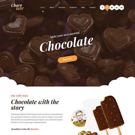 chocolate-wordpress-theme