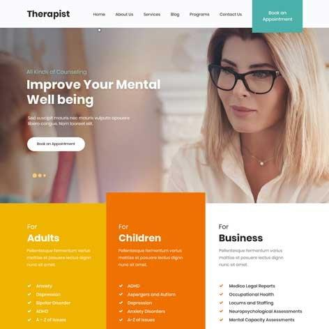 counseling-WordPress-theme
