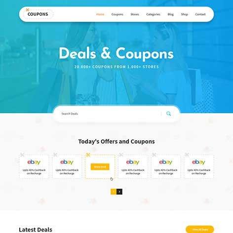 coupon-wordpress-theme