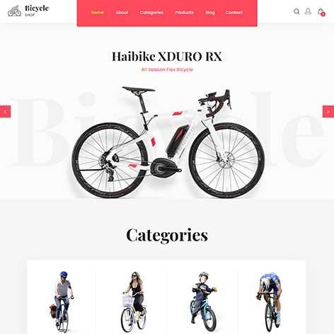 cycling-wordpress-theme