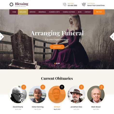 funeral-home-wordpress-theme