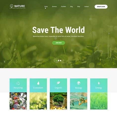 green-nature-wordpress-theme1