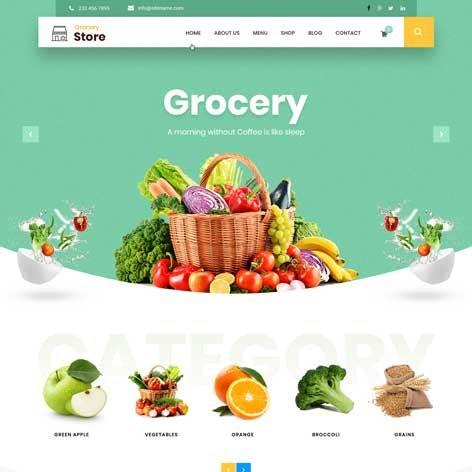 grocery-store-wordpress-theme