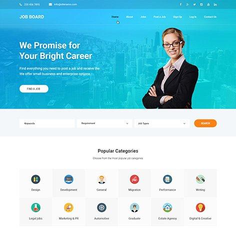 job-portal-wordpress-theme-new