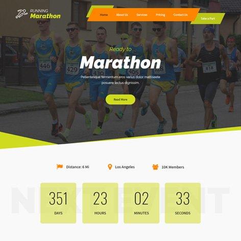marathon-wordpress-theme