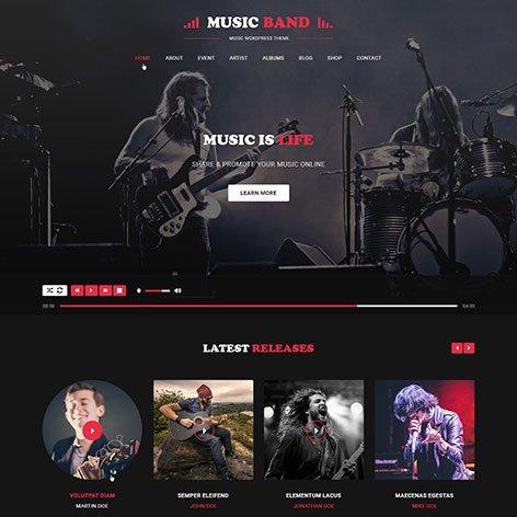 music-producer-wordpress-theme1