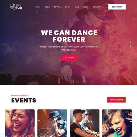nightclub-wordpress-theme