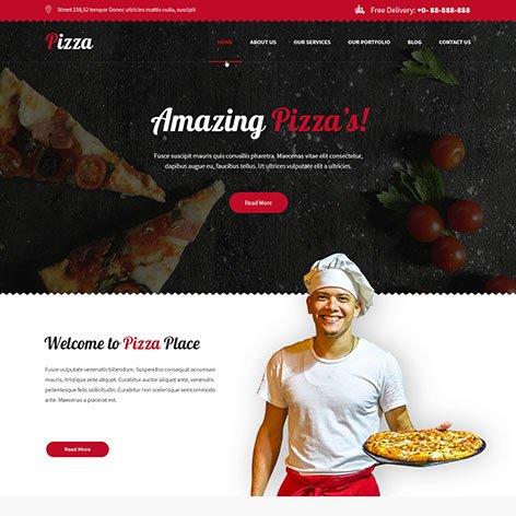 pizza-ordering-WordPress-theme1