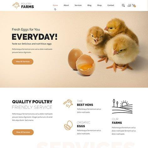 poultry-farm-wordpress-theme