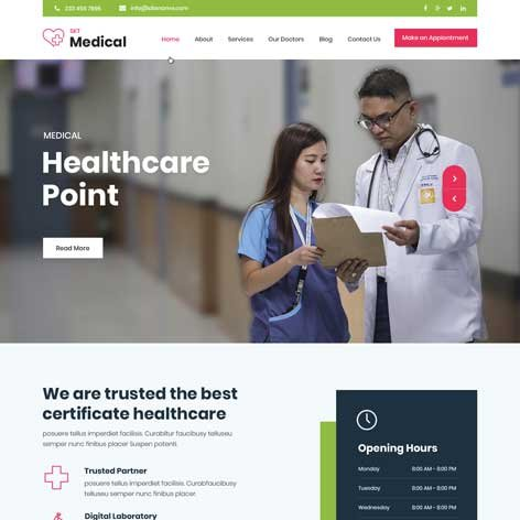 responsive-medical-WordPress-theme