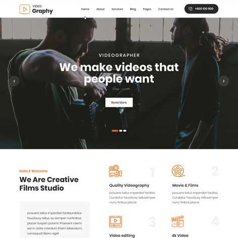 video-production-wordpress-theme